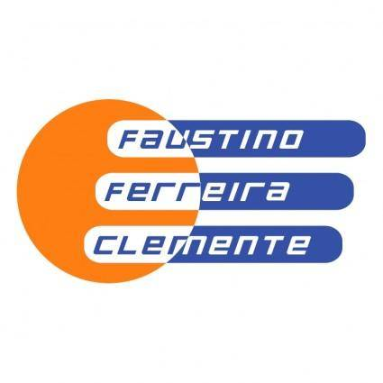 free vector Faustino ferreira clemente