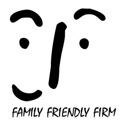 free vector Family friendly firm