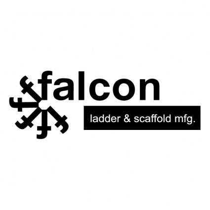 free vector Falcon ladder