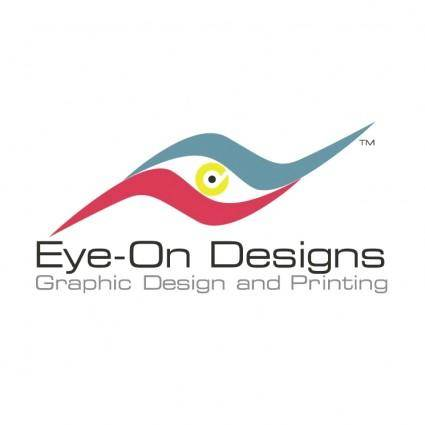 free vector Eye on designs