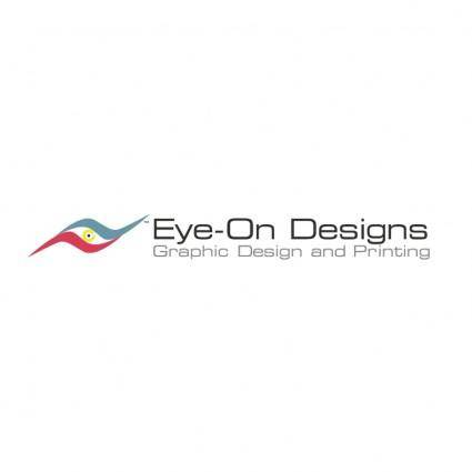 free vector Eye on designs 0