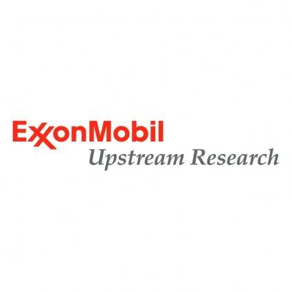 Exxonmobil upstream research