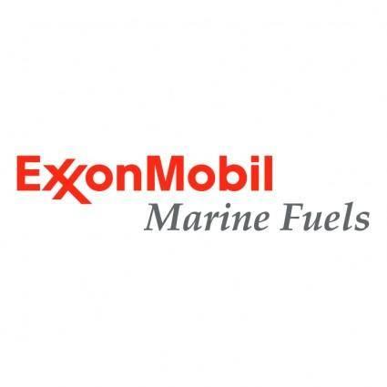 free vector Exxonmobil marine fuels