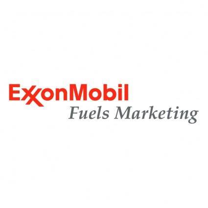 free vector Exxonmobil fuels marketing
