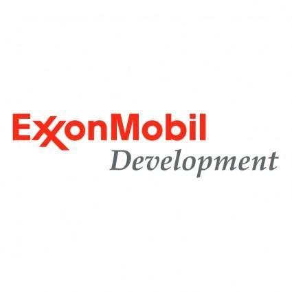 free vector Exxonmobil development