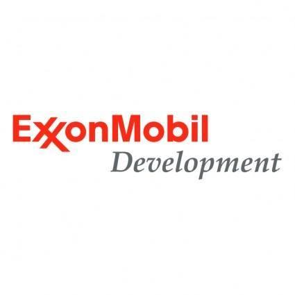 Exxonmobil development