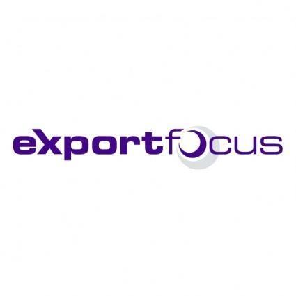 Export focus