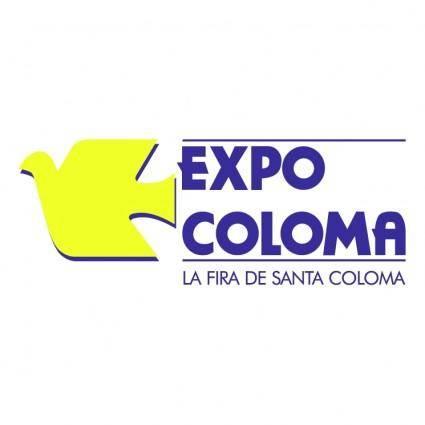 free vector Expocoloma