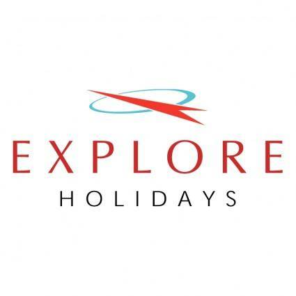 Explore holidays