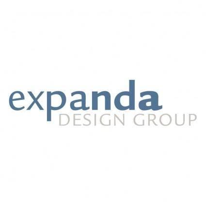 free vector Expanda design group