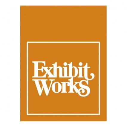 free vector Exhibit works