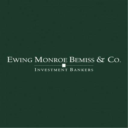 free vector Ewing monroe bemiss co