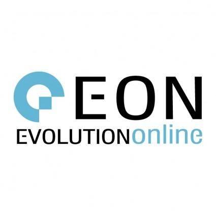 free vector Evolution online eon