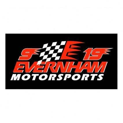 free vector Evernham motorsports