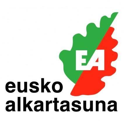 free vector Eusko alkartasuna 0