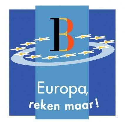 Europa reken maar