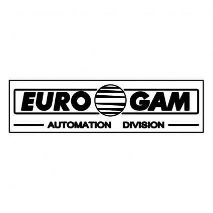 Eurogam automation division