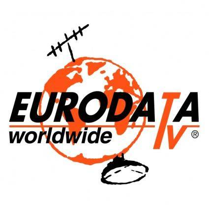 free vector Eurodata tv worldwide