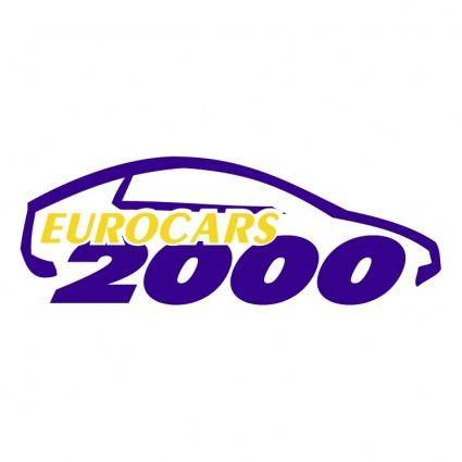 free vector Eurocars 2000