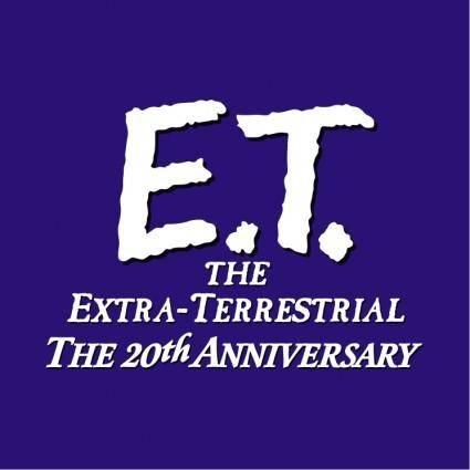 free vector Et the extra terrestrial