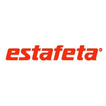 free vector Estafeta