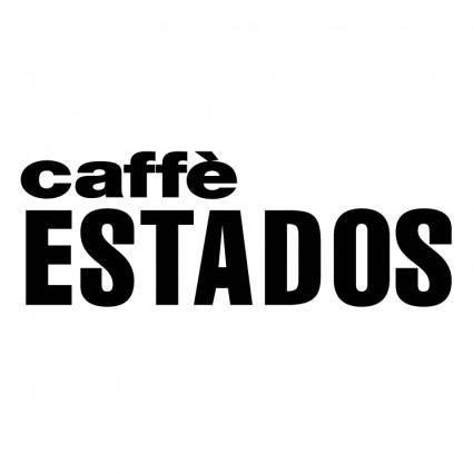Estados caffe