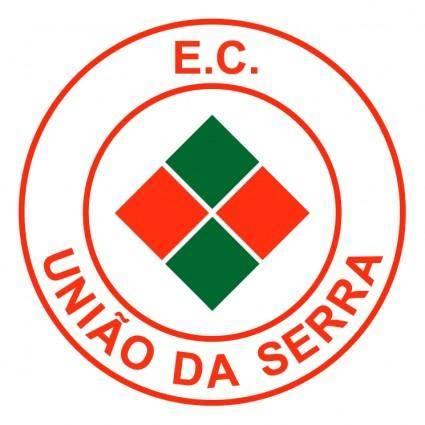 free vector Esporte clube uniao da serra de sapiranga rs