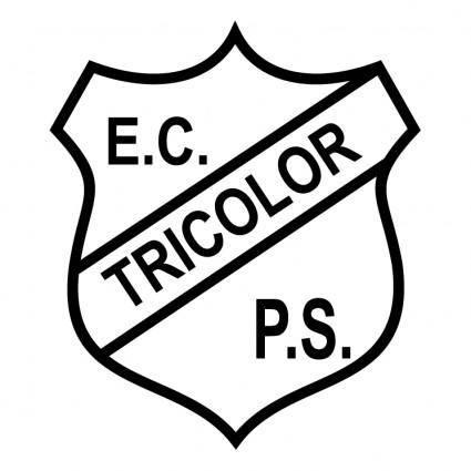 free vector Esporte clube tricolor de picada schneider ivoti rs