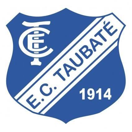 Esporte clube taubate de taubate sp