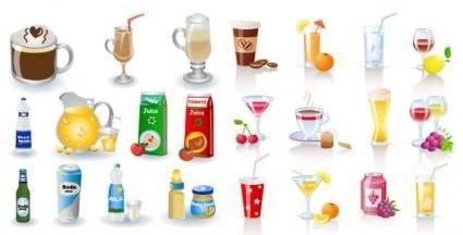 Beverage clip art