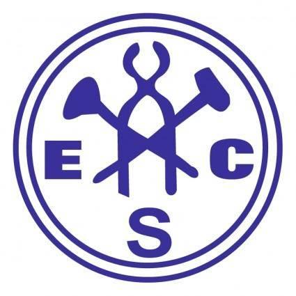 free vector Esporte clube siderurgica de sabara mg