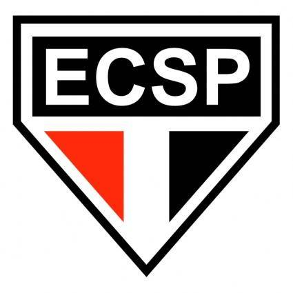 free vector Esporte clube sao paulo de itanhaem sp