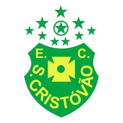 free vector Esporte clube sao cristovao de flores da cunha rs