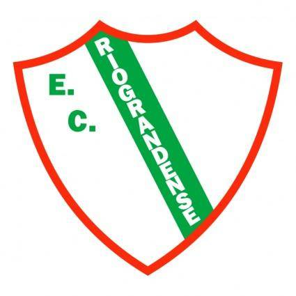 free vector Esporte clube riograndense de imigrante rs