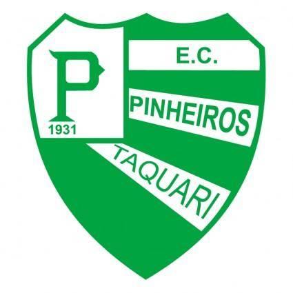 Esporte clube pinheiros de taquari rs