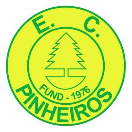 free vector Esporte clube pinheiros de sao leopoldo rs