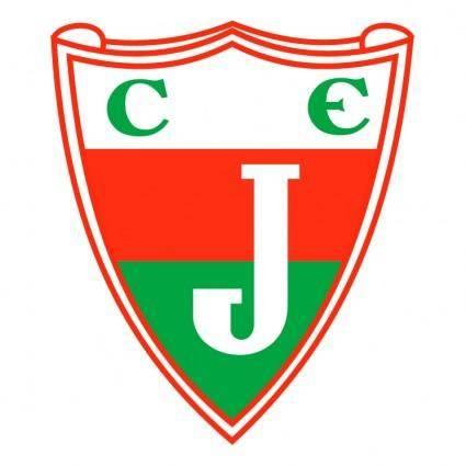 free vector Esporte clube juventude de garibaldi rs