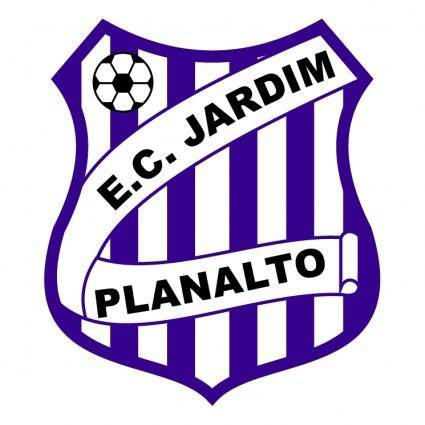 free vector Esporte clube jardim planalto de sorocaba sp