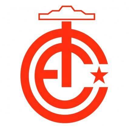 free vector Esporte clube internacional de lages sc