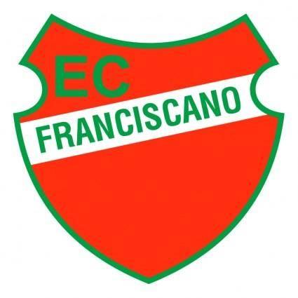 free vector Esporte clube franciscano de dona francisca rs
