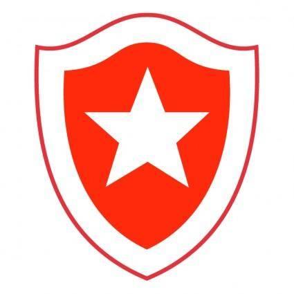 free vector Esporte clube estrela de marco ba