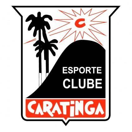Esporte clube caratinga de caratinga mg