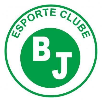 free vector Esporte clube boca junior de sapiranga rs