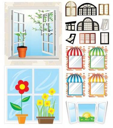 free vector Window vector