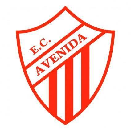 free vector Esporte clube avenida de viamao rs
