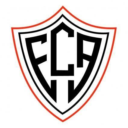 free vector Esporte clube aracruz de aracruz es