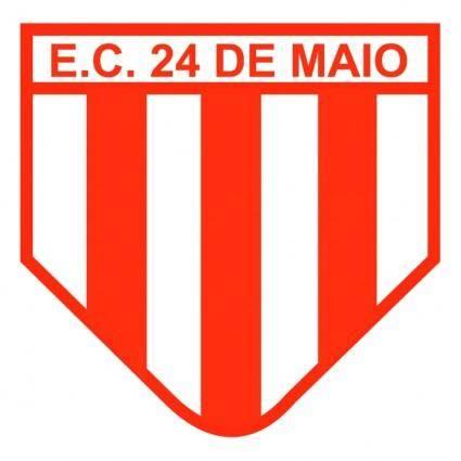 Esporte clube 24 de maio de itaqui rs