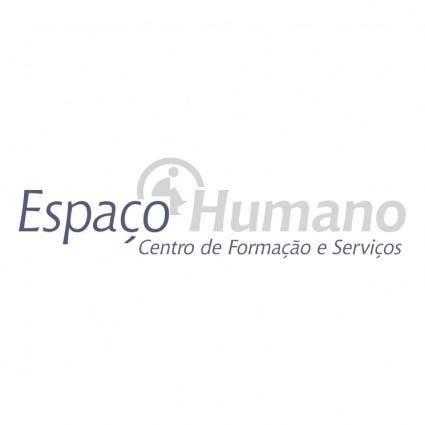 Espaco humano