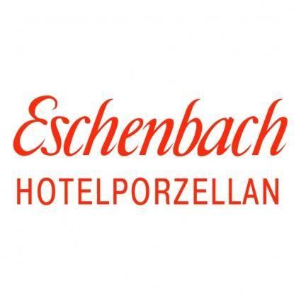 free vector Eschenbach hotelporzellan