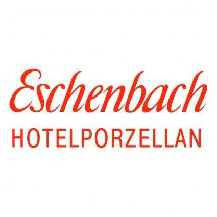 Eschenbach hotelporzellan